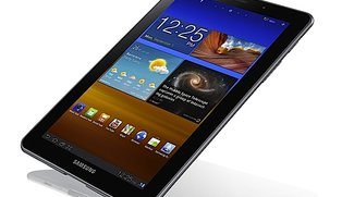 Samsung Galaxy Tab 7.7: Android 4.0-Rollout hat begonnen
