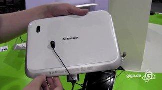 IFA 2011: Lenovo IdeaPad Tablet K1 Hands-On