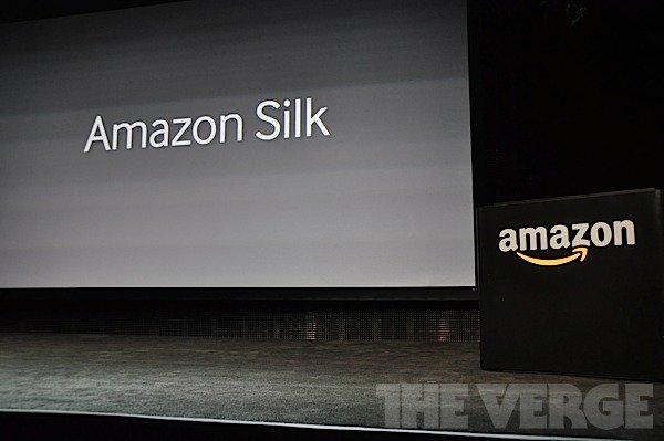 Amazon stellt den Cloud-Browser Silk vor