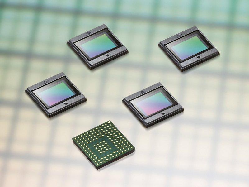 16 Megapixel CMOS-Sensor von Samsung