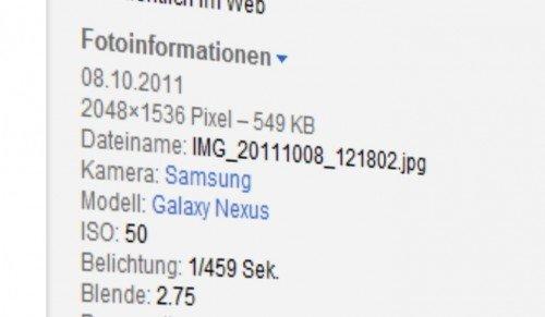 Nexus Prime: Wird es doch Galaxy Nexus heißen?