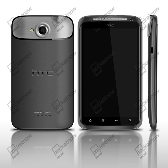 HTC Edge: Erstes Quad-Core Smartphone aufgetaucht