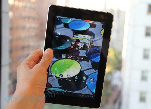 Huawei Media Pad: Android 4.0 Update ist da