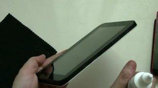 Clean2Go reinigt euer Smartphone oder Tablet