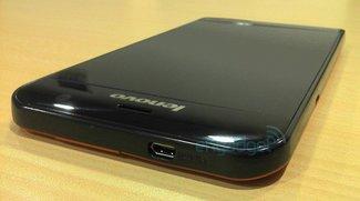 Lenovo: 5 Zoll großes Gerät aufgetaucht