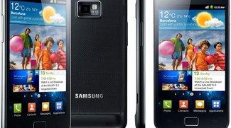 Samsung Galaxy S2: Verspätet sich das Ice Cream Sandwich-Update?
