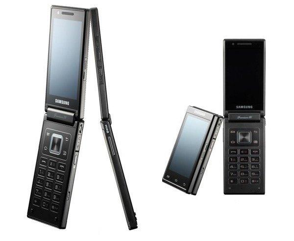 Samsung kündigt das SCH-W999 an