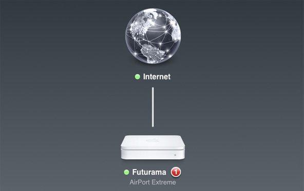 Apple veröffentlicht neues AirPort Utility für OS X Lion