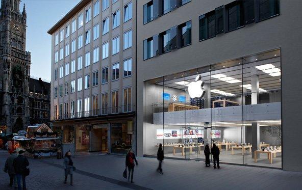 Neuer Apple Store im Rheinland: Offizielle Hinweise in Köln-Weiden (Update)