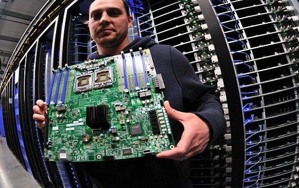 Ein Besuch in Facebooks neuer Serverfarm