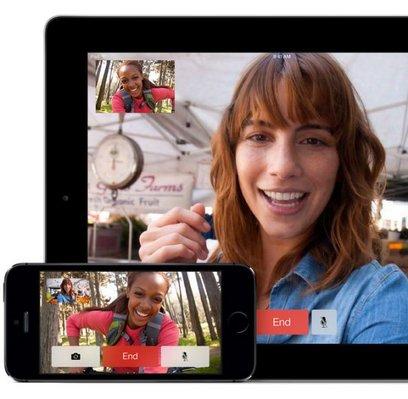 Facetime-iPhone-iPad