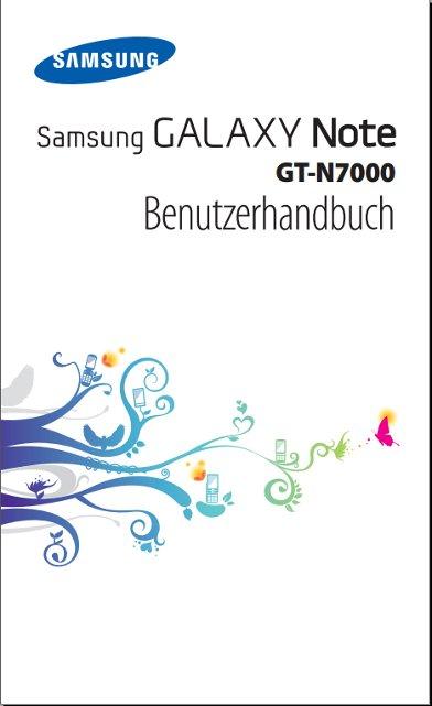 Samsung-Galaxy-Note-Handbuch