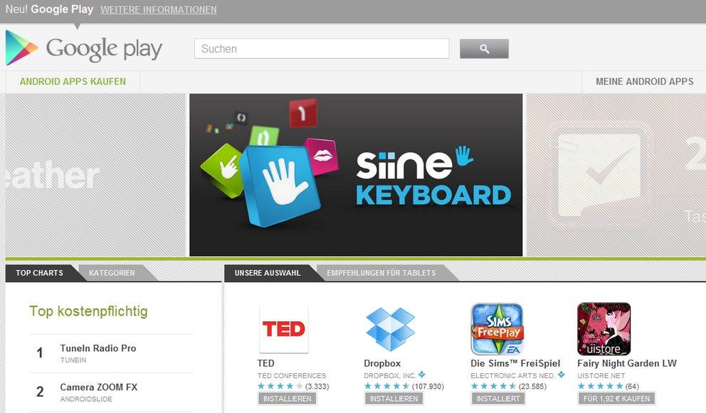 Google Play Store - Entwickler können ab sofort antworten
