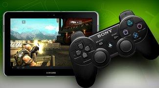 PS3 Controller unter Android verwenden [Anleitung]