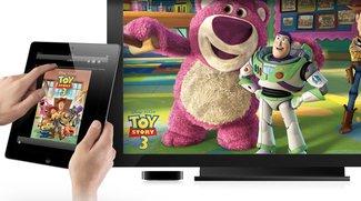Apple-Fernseher: Patentantrag beschreibt Touchscreen-Fernbedienung