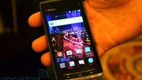 Fujitsu F-07D: Hauchdünnes Smartphone zeigt sich auf der CES