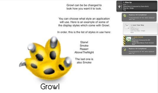 Mountain Lion: Hiss bringt Growl in die Mitteilungszentrale