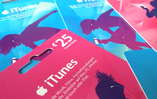 itunes karte amazon pay