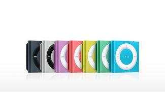 iPod shuffe laden – So bekommt der kleine iPod wieder Saft