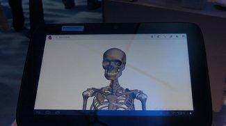Lenovo auf der CES 2012 - Nach dem Intel-Smartphone nun auch ein Intel-Tablet