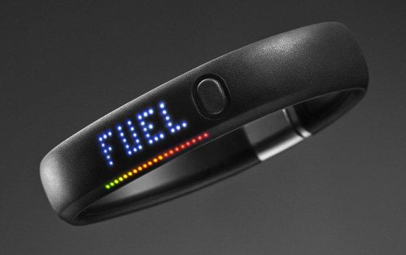 Nike+ Fuelband überwacht sportliche Aktivitäten