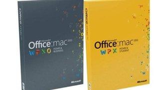 Microsoft aktualisiert Office für Mac 2011 Service Pack 2