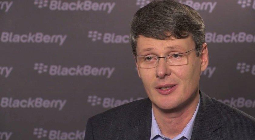 Research in Motion: Neuer CEO Thorsten Heins soll Kampf mit Apple und Google aufnehmen
