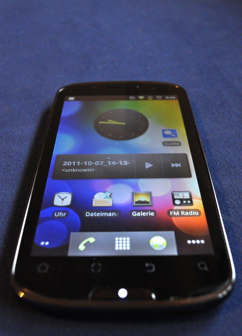 [Testbericht] Sim Valley SPX-5 UMTS - Was taugt das 5,2 Zoll-Smartphone für 229 Euro?
