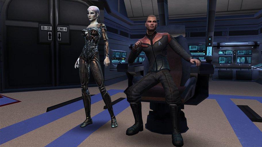 Star Trek Online: Mit der Zeit beherbergt eure Crew die unterschiedlichsten Rassen des ganzen Universums