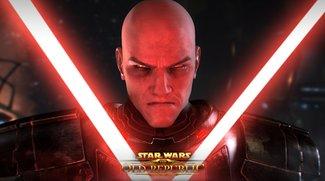 """Star Wars: The Old Republic - MMOs der """"härteste Part der Industrie"""""""
