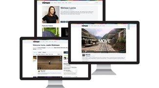 Videoportal Vimeo erhält neues Layout