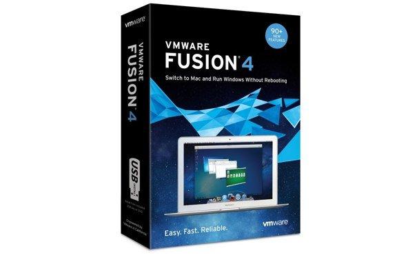 VMware Fusion 4 für Mac heute mit 10 % Rabatt