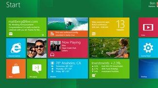 Neue Windows 8 Screenshots der Beta-Version gesichtet
