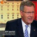 Wulff-Interview online sehen: Die Erklärung des Bundespräsidenten in ARD und ZDF [Video]
