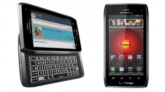 Motorola DROID 4: Erstes Video Review taucht auf
