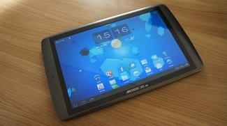 Archos G9 Tablets bekommen Android 4.0-Update