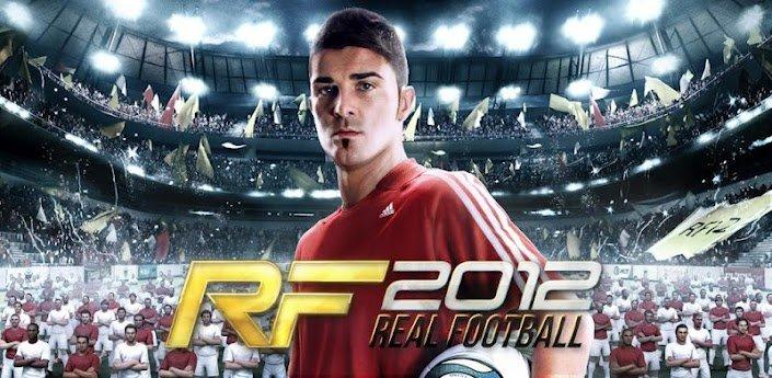 Real Football 2012 nun kostenlos im Android Market erhältlich