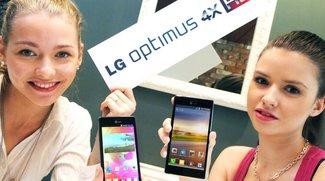 Podcast Nr. 18 - Samsung Galaxy S3 vs. HTC One X vs. LG Optimus 4X HD