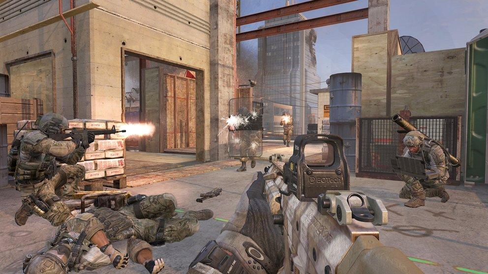 Call of Duty Modern Warfare 3: Dritter DLC kommt am 21. Februar