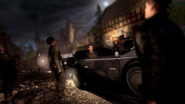 Sniper Elite V2: Pre-Order Bonus lässt euch Hitler töten