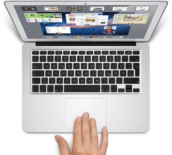 MacBook Air: Neuauflage mit Retina-Display geplant
