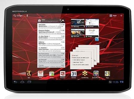 Motorola Xoom 2 bei Getgoods verfügbar