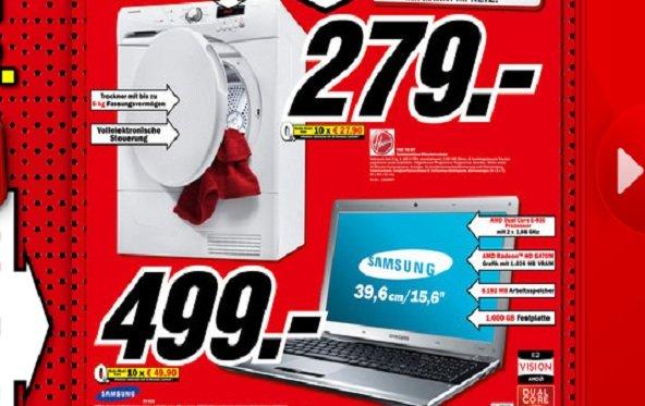Prospekt-Check: Media Markt Notebooks & Zubehör - KW09