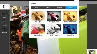 Adobe Photoshop Touch: iOS-Update bringt Schnellauswahl
