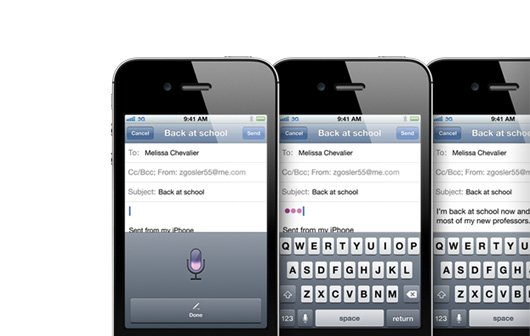iPhone 4S: 87 Prozent benutzen Siri zumindest sporadisch