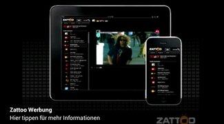 Zattoo ist als Beta verfügbar - Fernsehen auf dem Android Smartphone