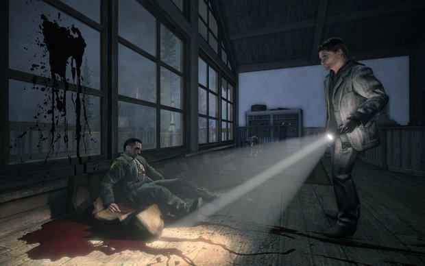 Alan Wake 2: Fortsetzung im Gespräch, Prototyp-Video aufgetaucht