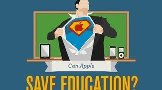 Infografik: Kann Apple unsere Bildungssysteme retten?