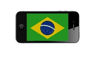 iPhone made in Brazil