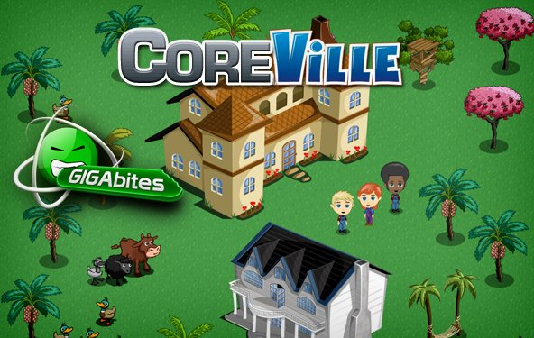 Willkommen in CoreVille - Werden wir bald alle zu Social Gamern?